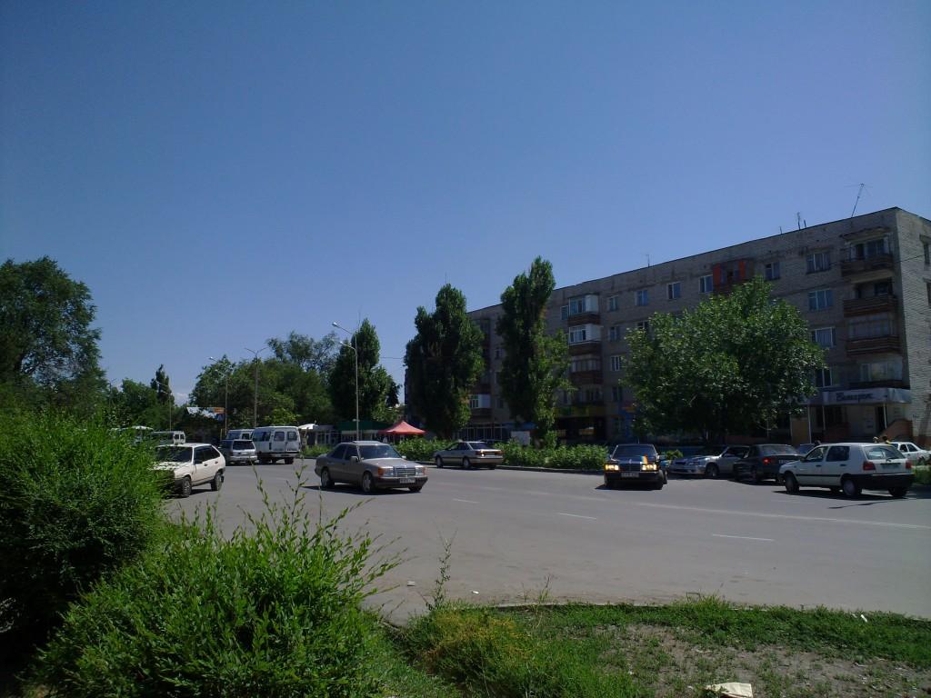 Талдыкорган улица Конаева N86-24072010113
