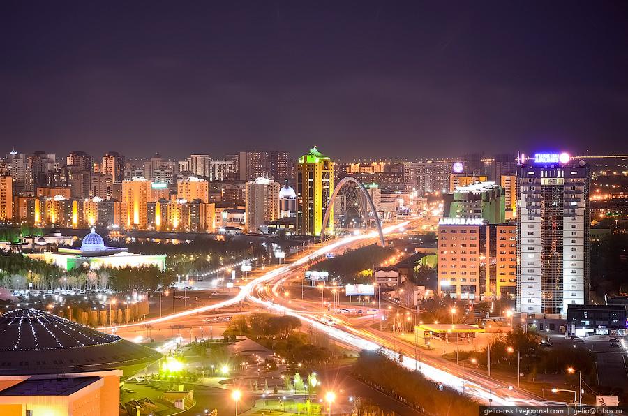Проспект Кабанбай Батыра