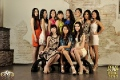Участницы Miss Asia Moscow-2012
