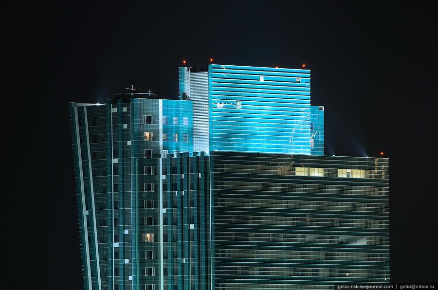 """The Emerald Towers (""""Изумрудный квартал"""")"""